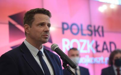 Rafał Trzaskowski, prezydent Warszawy