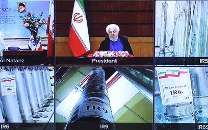 Iran wzbogaca uran do 60 procent. Krok do broni jądrowej