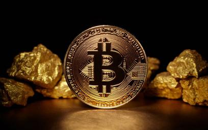 Gwałtowny ruch bitcoina. Pandemia mu sprzyja