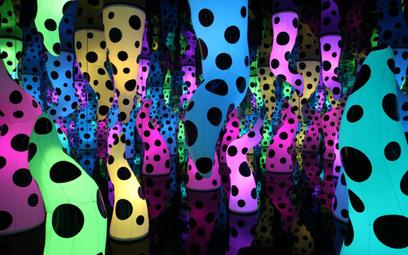 Yayoi Kusama: obsesyjna sztuka warta miliony