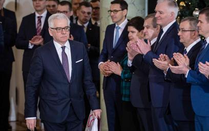 """Szef MSZ odchodzi. """"Mamy jeszcze rząd w Polsce?"""""""