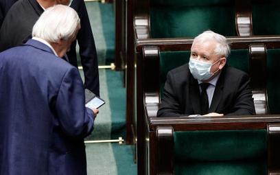 Marek Domagalski: Sam PiS nie jest w stanie skrócić kadencji Sejmu