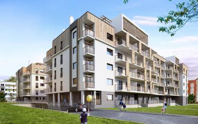 Wschodnia 19 - nowa inwestycja w Luboniu