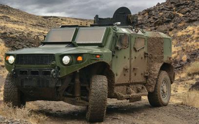 US Army wytypowało sześć firm do opracowania napędu elektrycznego nowych pojazdów
