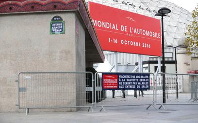 Salon samochodowy w Paryżu: Zmierzch wielkich imprez