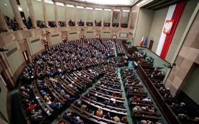 Sejm wybrał wicemarszałków. PiS ma dwoje
