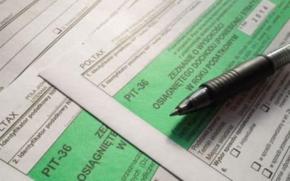 Fiskus złożył PIT-y za około 12 proc. podatników
