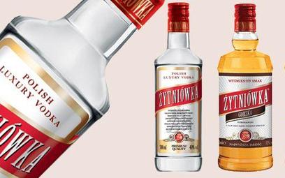 W 2014 roku sprzedaż Żytniówki urosła o 63 proc. To najlepszy wynik na globalnym rynku wódki.