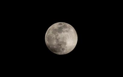 Na Księżycu jest groźne dla astronautów promieniowanie