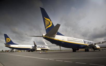 Ryanair walczy z Alitalią