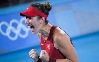 Tenis: Złoto dla Bencic, czwarte miejsce dla Djokovicia