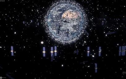 Tajemnica awarii chińskiego satelity została wyjaśniona