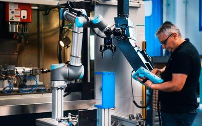 Polskie małe i średnie firmy otwarte na robotyzację