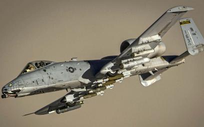 US Air Force planują redukcję liczby szturmowców A-10C