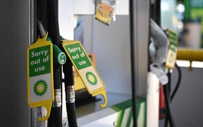 Panika w Wielkiej Brytanii. Puste stacje paliw w największych miastach