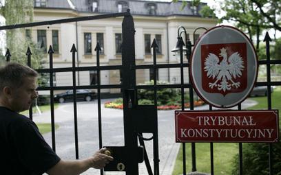 PiS wycofuje kandydaturę Roberta Jastrzębskiego do Trybunału Konstytucyjnego