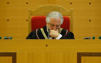 Andrzej Rzepliński zatroskany o los demokracji