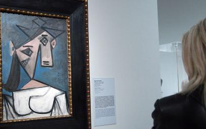 Skradziony obraz Picassa odzyskany przez policję