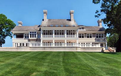 Najdroższy dom w East Hamptons wreszcie sprzedany