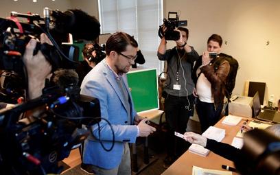Szwedzcy Demokraci oferują wsparcie dla prawicowego rządu