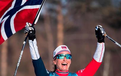 Marit Bjoergen została najbardziej utytułowanym sportowcem w historii zimowych igrzysk (8 złotych, 4