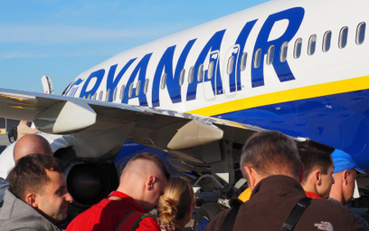 Sąd: Ryanair łamie prawa litewskich konsumentów