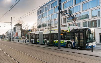 Do liderów elektryfikacji floty miejskich autobusów należy Kraków.
