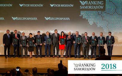 Ranking Samorządów 2019: Najlepsi już po raz 15