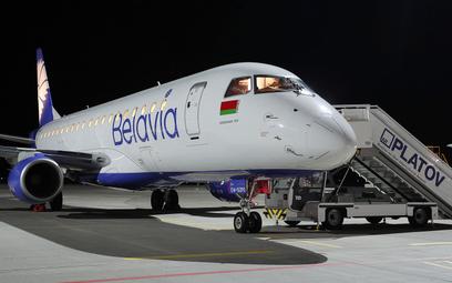Białoruski samolot lądował awaryjnie w Moskwie
