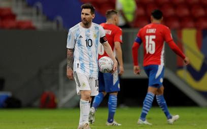 Copa America: Messi dogonił Mascherano