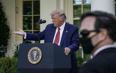 Trump odebrał Hongkongowi specjalny status w relacjach handlowych