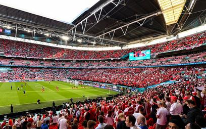 Półfinał Euro 2020: Anglia - Dania - relacja na żywo