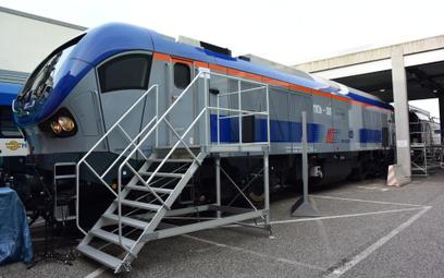 Pesa przekazała PKP Intercity pierwszą z 10 lokomotyw Gama