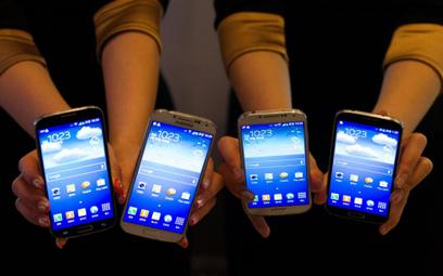 Śląsko godka w smartfonach Samsunga