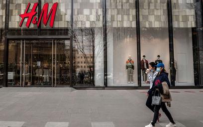 Chińczycy wściekli na H&M i Nike. Za zaniepokojenie Ujgurami