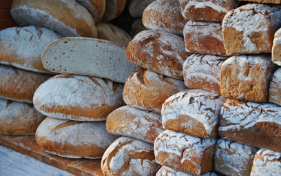 Chleb drożeje i na razie to się nie zmieni