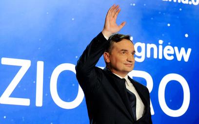 Dąbrowska: Zbigniew Ziobro znów impasuje pod prezesa