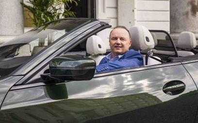 Ch. Haririan, dyr. gen. BMW Group Polska: Możemy spokojnie patrzeć w przyszłość