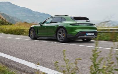 Porsche Taycan Cross Turismo: Pomysł na nowy segment