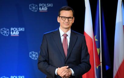 Premier Morawiecki: 500+ nie spełnił oczekiwań proludnościowych