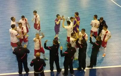 El. do ME w futsalu: Włochy - Polska 6:3