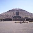 Piramida Słońca w Teotihuacán