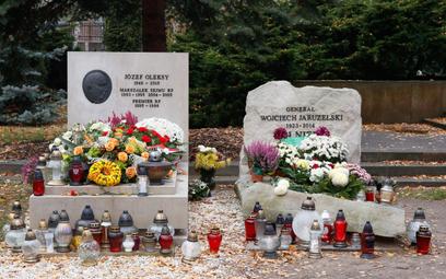 Stanisław Kania zostanie pochowany na Powązkach Wojskowych w kwaterze C6 obok gen. Wojciecha Jaruzel