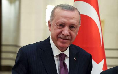 Erdogan nie wie, czy pomoże talibom z lotniskiem w Kabulu
