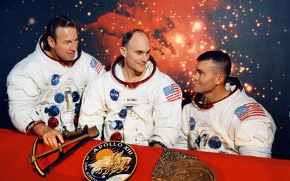 Załoga Apollo 13. Fot: NASA