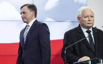 Zbigniew Ziobro: Solidarna Polska stanowiska nie zmieni