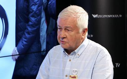 Krzysztof Łoziński, przewodniczący Komitetu Obrony Demokracji