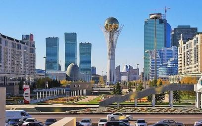 Astana status stolicy Kazachstanu zyskała w 1997 roku.