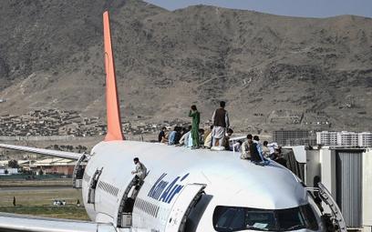 Do Kabulu lecą dwa samoloty z Polski