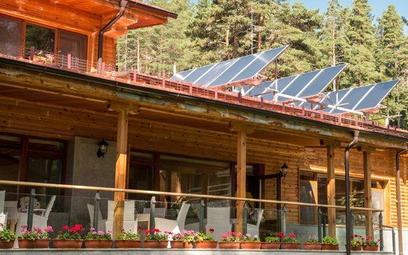 W ekohotelach ważne są rozwiązania nakierowane na dbałość o środowisko.